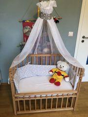 Beistellbett Babybay Comfort mit viel