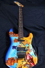 Winy Custom Guitars E-Gitarre