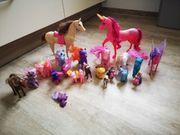 Ponys Pferde und Einhörner