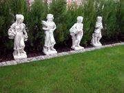 Garten Figur aus Beton Vier