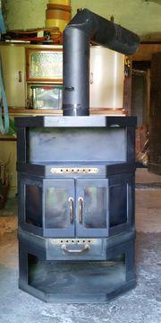 Holz Kohle Ofen Heizung Stahl