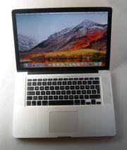 Macbook A1286 15 Zoll - 2