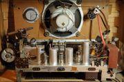 Röhrenradio Telefunken Concertino aus Jahr