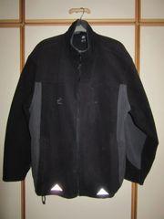 Crane Techtex Outdoor Jacke schwarz-grau