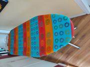 Bügelbrett und Ärmelbügelbrett originalverpackt