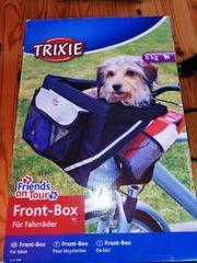 Trixie Fahrradkorb Hund