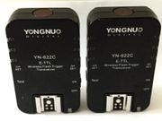 Yongnuo Blitzauslöser mit Steuereinheit für