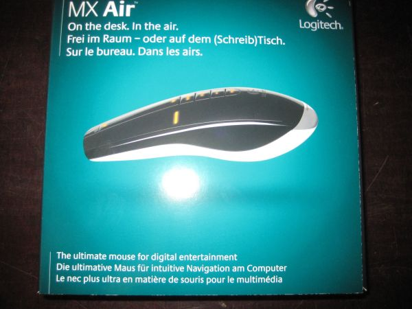 Logitech Mouse MX Air