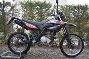 Enduro Yamaha WR125