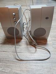 Lautsprecher Boxen - günstig abzugeben