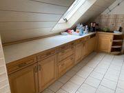 Küche Holz hell