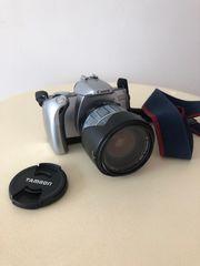 Canon 300 V Objektiv Tamron
