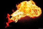 Professionelle Feuershows in ganz Deutschland -