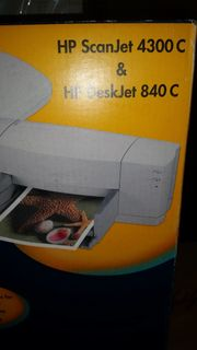 HP Scan Jet 4300 C