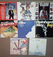 15 Vinyl Alben Sampler