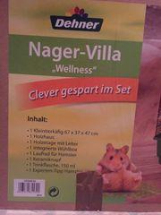 Nager-Villa Wellness Set Transportbox