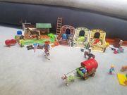 Playmobil Stallungen passend zum Reiterhof