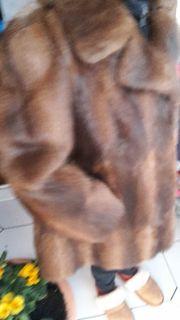 Pelz-Jacke zu verkaufen