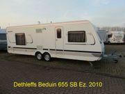 Dethleffs Beduin 655 SB Doppelachser