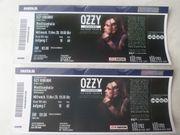 Ozzy Osbourne 2 Karten Tickets