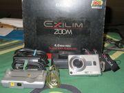 Digital-Kamera und Zubehör Casio Exilim-Z40