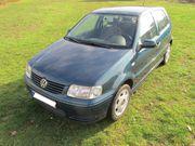 VW Polo Baujahr 11 2001