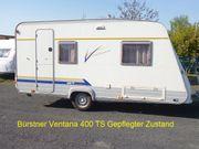 Bürstner Ventana 400 TS Gepfl