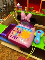 Minni Mouse Spielkasse Kasse für