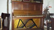 Klavier zu verschnken