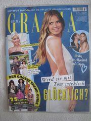 NEU orig verschweißt Zeitschrift GRAZIA