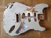 Stratocaster Body - Relic Aged