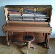 Klavier Schiedmayer Soehne inkl Klavierhocker