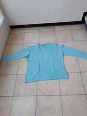 Pullover Gr 50 Hellblau