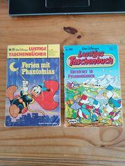Taschenbuch Walt Disney 2 Stück