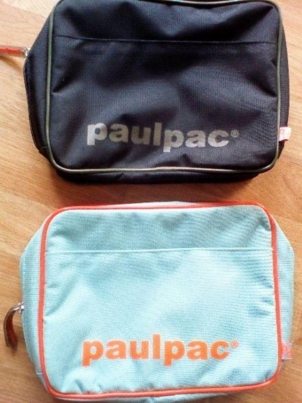 620ec39fc4e48 Zwei neue PAULPAC KOSMETIK TASCHEN in Hamburg - Taschen