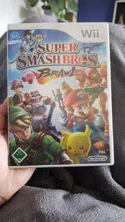Nintendo Wii Super Smash Bros
