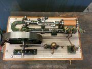 Modelldampfmaschine Meyer