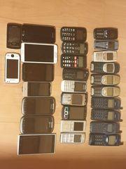 FAST KOSTENLOS 28 Oldschool Handys -