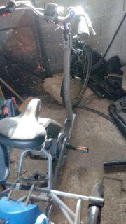 Verkaufe E-Dreirad mit Poschmotor an