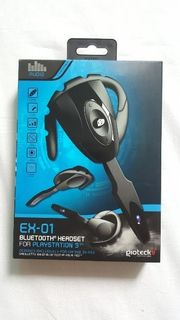 Playstation 3 Bluetooth Headset EX-01