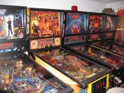 Vermiete Flipper Kiddy-Ride-Geräte und Arcade