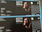 1x Stehplatz Ozzy Osbourne No