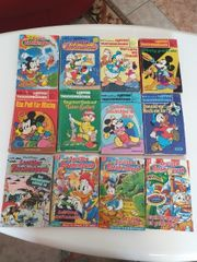 Originale Lustiges Taschenbuch Comic Micky