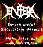 Thrash Metal Gitarrist in gesucht