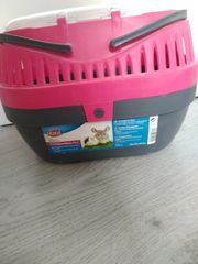 Neu Trixie Kleintiertransportbox