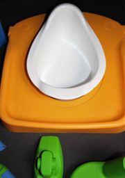 Kinder WC Sitz- Toilettentrainer-