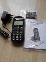SWISS one Senioren-Handy