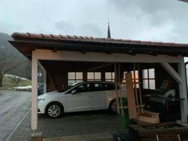 Garagen, Stellplätze - Carport
