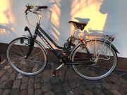 2 neuwertige Damen-Trecking-Räder 28 7-Gang-Shimano