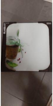 Glasbild Notiztafel Memo Glass von